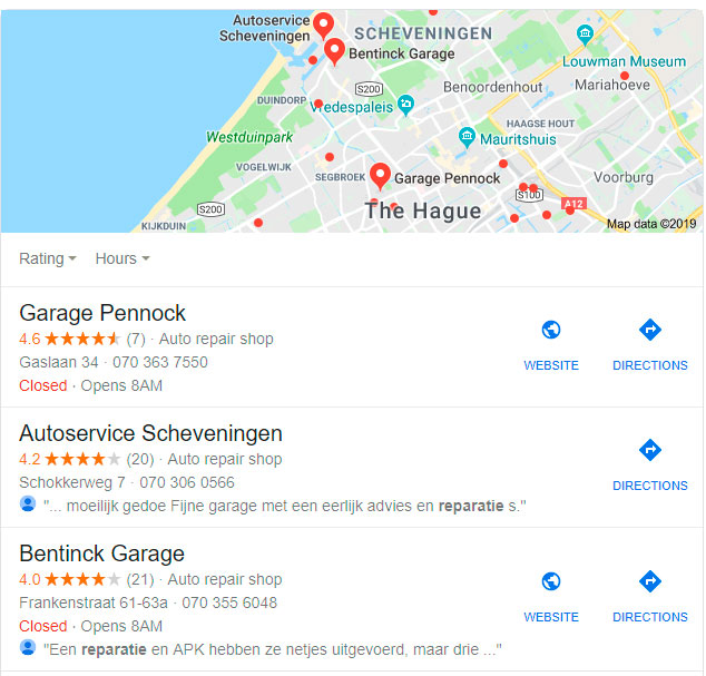 Google local business SEPR. Stand Out on Google in 3 Steps