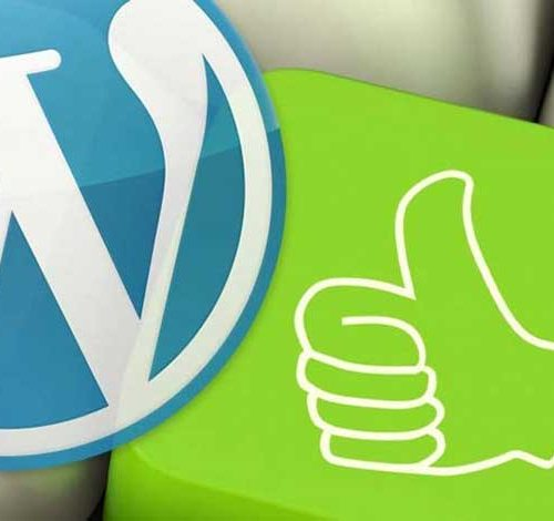 i recommend wordpress