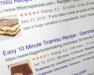 Google Snippets online marketing 2020